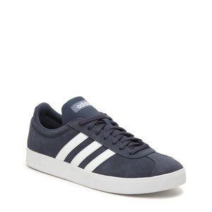 Adidas navy VL court 2.0 size 9